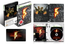 Resident Evil 5 Limited Edition