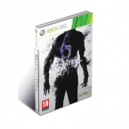 Resident Evil 6 Edition Steel Book