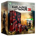 Xbox 360 Slim 320GB Edition Gears of War 3