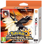 Pokémon Ultra-Soleil Edition Collector