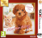 Nintendogs + Cats Caniche Toy