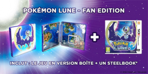 Pokémon Lune Fan Edition