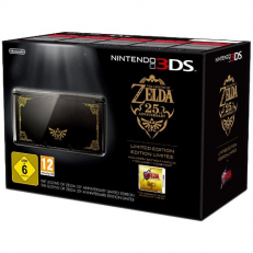 Nintendo 3DS + The Legend of Zelda : 25ème Anniversaire
