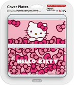 Coque New Nintendo 3DS - Hello Kitty