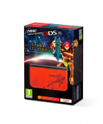 New 3DS XL Metroid Limited Samus Edition