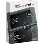 New Nintendo 3DS LL Metallic Black
