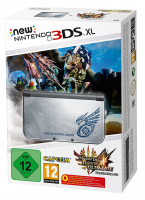 New Nintendo 3DS XL Edition Monster Hunter 4