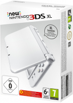 New Nintendo 3DS XL Blanche