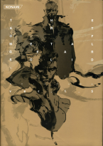 The Art Of Metal Gear Solid ~ By Yoji Shinkawa Ver.1.5 ~