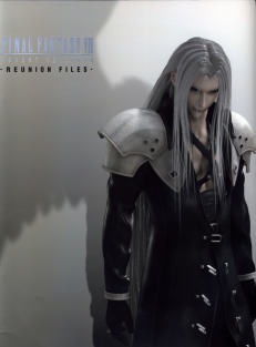 Final Fantasy Advent Children - Reunion Files -