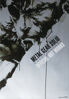 Metal Gear Solid  ~ Peace Walker ~ Official Art Works