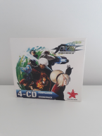 The King Of Fighters XIII 4-CD Compilation Soundtrack