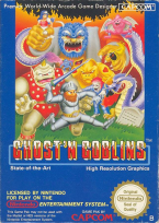 Ghost'n Goblins (Version UK)