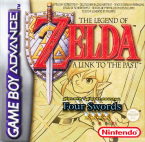 The Legend Of Zelda ~ A Link To The Past + Four Swords ~
