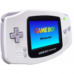 Game Boy Advance White(COMPLETE)