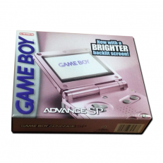 Game Boy ADvance SP Model 101