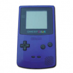 Game Boy Color Purple (COMPLETE)