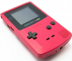 Game Boy Color Rose