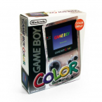 Game Boy Color Transparente (Complète)