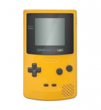 Game Boy Color Jaune