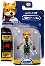 Fox McCloud With Mystery Accessory Figurine