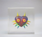The Legend Of Zelda: Majoras Mask Paperweight