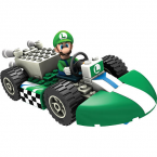 Luigi and Standard Kart Building Set