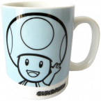 Mug Toad Edition Super Mario