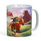 Mug The Legend Of Zelda Ocarina of Time 3D