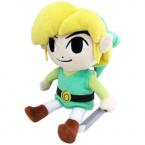 Peluche The Legend of Zelda Link Wind Waker