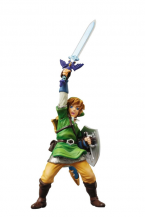 Figurine The Legend of Zelda: Skyward Sword Link 10 cm