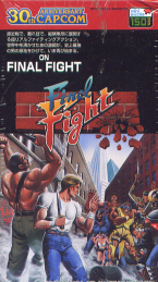 Mini Puzzle 150pcs Final Fight