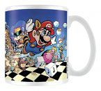 Mug Super Mario Flying blanc