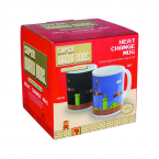 Super Mario Bros Mug Multicolore