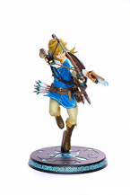 Figurine Zelda: Breath of the Wild - Link 25 cm
