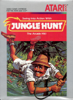 Jungle Hunt Atari 2600