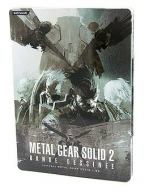Metal Gear Solid 2 Bande Dessinee DVD Includes MGS 1 BD