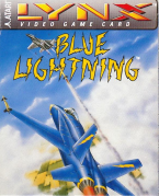 Blue Lightning (Jeu Lynx)
