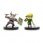 Link and Phantom Figures The Legend of Zelda