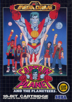 Captain Planet And the Planeteers (Asian Version)