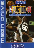 Nba Action 95 ~ Starring David Robinson ~