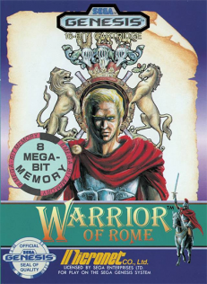 Warrior of Rome