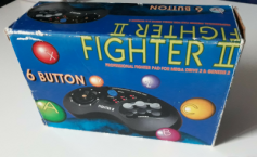 Manette Fighter II 6 Button