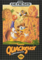 Quackshot ~ Starring Donald Duck ~