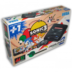 Megadrive 2 Sonic the Hedgehog 3 Package (Complète)