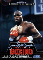 James Buster Douglas ~ Knockout Boxing ~