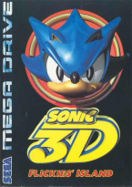 Sonic 3d ~ Flickie's Island ~