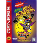 Nickelodeon AAAHH! Real Monsters