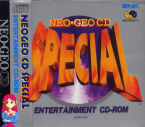 Neo Geo Cd Special ~ Entertainment Cd-rom ~