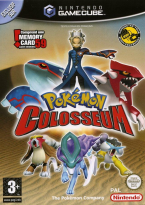 Pokemon Colosseum (Sans Carte mémoire)